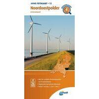 ANWB Fietskaart 12 Noordoostpolder