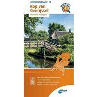 ANWB Fietskaart 13 Kop Van Overijssel