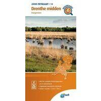 ANWB Fietskaart 14 Drenthe Midden