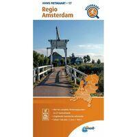 ANWB Fietskaart 17 Regio Amsterdam