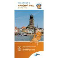 ANWB Fietskaart 20 Overijssel West