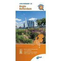 ANWB Fietskaart 25 Regio Rotterdam