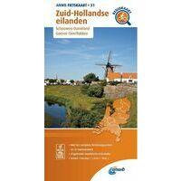 ANWB Fietskaart 31 Zuid-Hollandse Eilanden