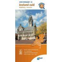 ANWB Fietskaart 32 Zeeland Zuid
