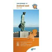 ANWB Fietskaart 33 Zeeland Oost