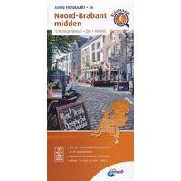 ANWB Fietskaart 36 Noord-Brabant Midden