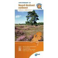 ANWB Fietskaart 38 Noord-Brabant Zuidoost