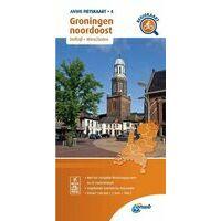 ANWB Fietskaart 4 Groningen Noordoost