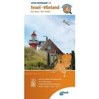 ANWB Fietskaart 5 Texel - Vlieland