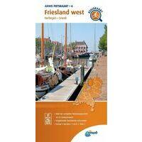 ANWB Fietskaart 6 Friesland West