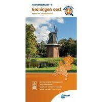 ANWB Fietskaart 9 Groningen Oost