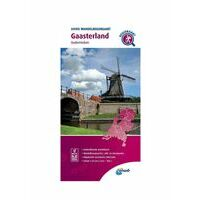 ANWB Wandelregiokaart Gaasterland