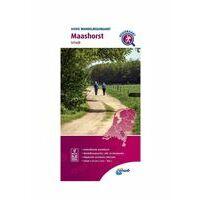 ANWB Wandelregiokaart Maashorst