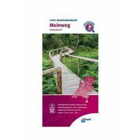 ANWB Wandelregiokaart Nationaal Park De Meinweg