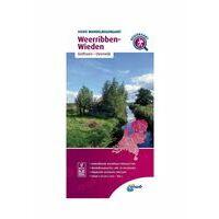 ANWB Wandelregiokaart NP Weerribben-Wieden