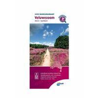 ANWB Wandelregiokaart Veluwezoom