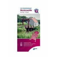 ANWB Wandelregiokaart Westerwolde