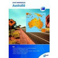 ANWB Wegenatlas Australië