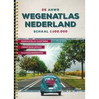 ANWB Wegenatlas Nederland 1:100.000