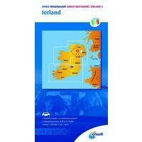 ANWB Wegenkaart Ierland