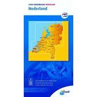 ANWB Wegenkaart Nederland 1:300.000