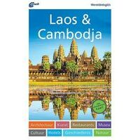 ANWB Wereldreisgids Laos & Cambodja