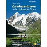AT Verlag Die Schonsten Zweitagestouren In Den Schweizer Alpen