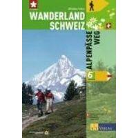 AT Verlag Wanderland Schweiz Highlights Ost