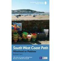 Aurum Press South West Coast Path - Minehead To Padstow