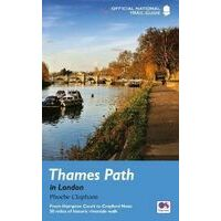 Aurum Press Wandelgids Thames Path In London