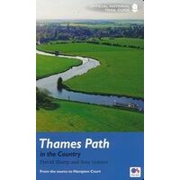 Aurum Press Wandelgids The Thames Path In The Country