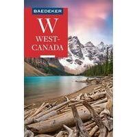 Baedeker Reisgids Canada West