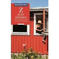 Baedeker Reisgids Zuid-Zweden