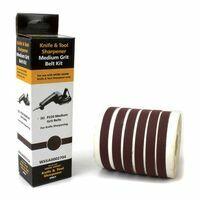 Work Sharp P220 Medium Grit Belt Kit 6pcs Slijpriem