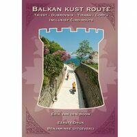Benjaminse Uitgeverij Fietsgids Balkan Kustroute Inclusief Ciro-route
