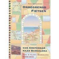 Benjaminse Uitgeverij Fietsgids Amsterdam-Barcelona Deel 2