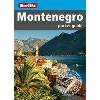 Berlitz Pocket Guide Montenegro