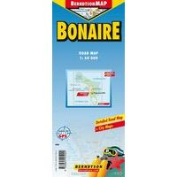 Berndtson Maps Wegenkaart Bonaire 1:60.000