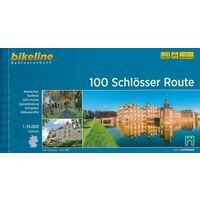 Bikeline Fietsgids 100 Schlösser Route