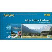 Bikeline Fietsgids Alpe Adria Radweg