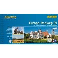 Bikeline Fietsgids Europa-Radweg R1