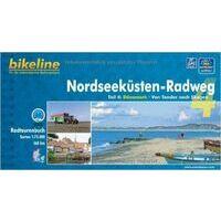 Bikeline Fietsgids Nordseeküsten Radweg Deel 4
