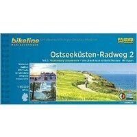 Bikeline Fietsgids Ostseeküsten Radweg Deel 2