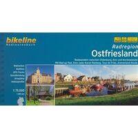 Bikeline Fietsgids Radatlas Ostfriesland