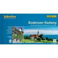 Bikeline Fietsgids Bodensee-Radweg