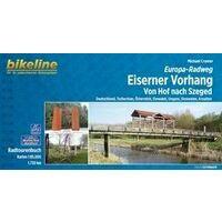 Bikeline Fietsgids Radweg Eiserner Vorhang Hof - Szeged