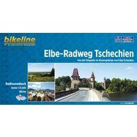 Bikeline Fietsgids Elbe Radweg Tsjechië