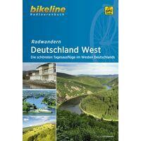Bikeline Fietsatlas Deutschland West Radwandern