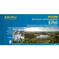 Bikeline Fietsgids Bahntrassen- Und Fluss-Radwege Eifel