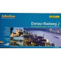 Bikeline Fietsgids Donau-Radweg 2